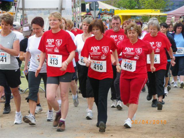 Mainuferlauf 2010 Walking